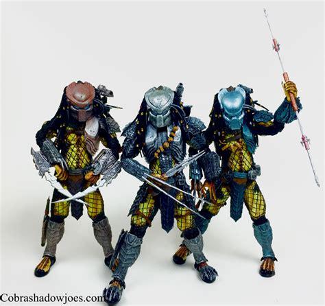 neca toys cobrashadowjoes neca toys series 15 avp predators review