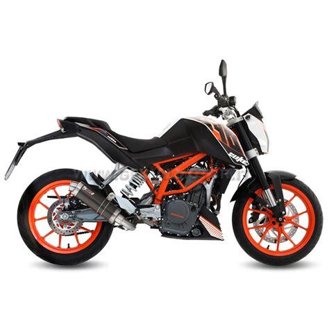 Ktm Duke 390 Uk Ktm Duke 390 2015 15 Complete Exhaust Mivv Gp Carbon Ebay