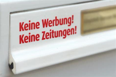 Aufkleber Transparent Briefkasten by Keine Werbung Aufkleber Stop Briefkastenwerbung