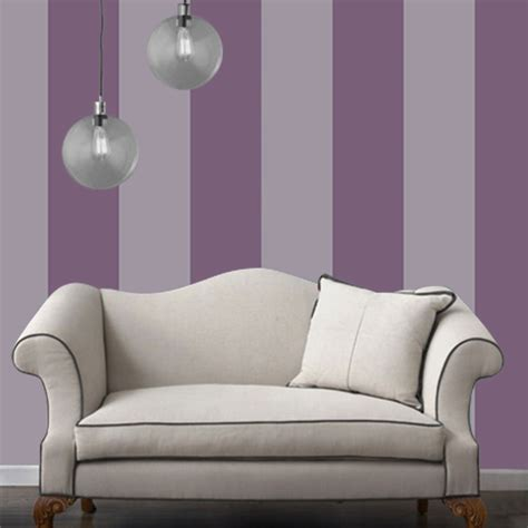 i love the purple striped wall bedrooms pinterest temporary wallpaper striped purple