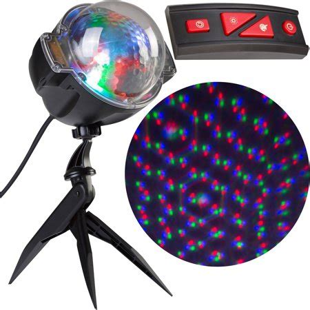 Lightshow Projection Points Of Light Deluxe With Remote