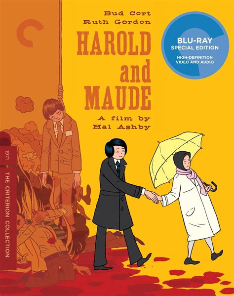 Ans To Be Released by The Rued Morgue Harold And Maude The Criterion