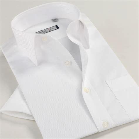 Kemeja Slim Fit White Slim All Size Cutton Strech new summer s 100 cotton sleeve slim fit formal white shirt big size xs xxxl 4xl 5xl