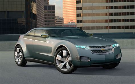 concept chevy wallpapers chevrolet volt concept car photos