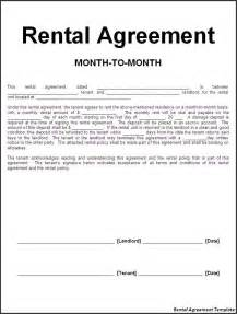 rental agreement template word rental agreement template word excel formats