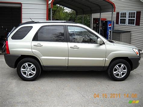 Kia 2006 Sportage 2006 Chagne Metallic Kia Sportage Ex V6 48167955