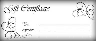 free therapy gift certificate template gift certificates templates free printable gift