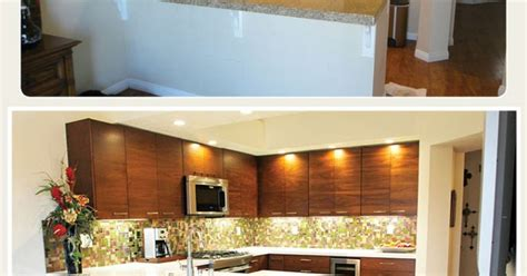 tiny house kitchen jb home improvers small kitchen remodel with custom cabinets hometalk