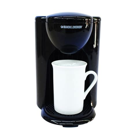 Kaos Kopi Atau Mati black and decker dcm25 b1 coffee maker packing aman