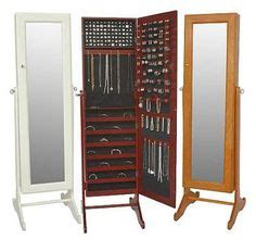 jewelry armoire plans free 1000 images about standing mirror jewelry armoire on pinterest jewelry armoire