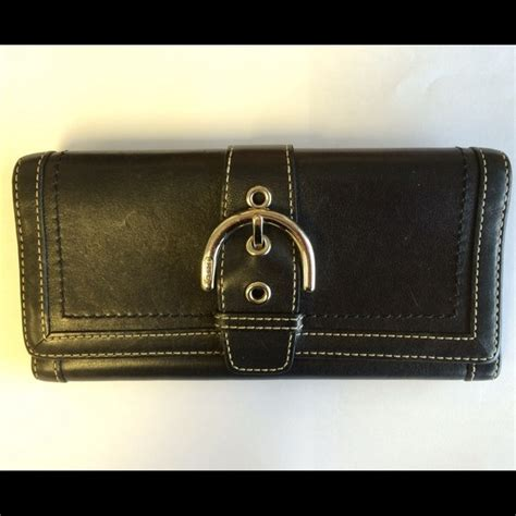 Original Coach Wallet Dompet Coach 1 67 coach handbags authentic coach leather wallet from s closet on poshmark