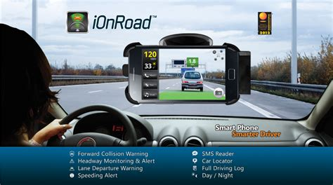 rosetta stone while driving ionroad augmented driving pro 1 2 0 2p use camera to warn