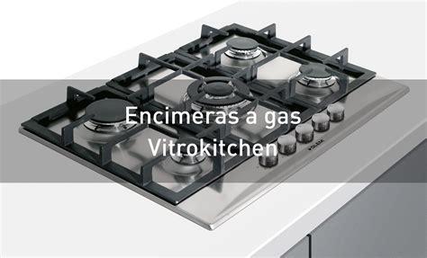 encimeras de cristal gas encimeras a gas de vitrokitchen decubrelas