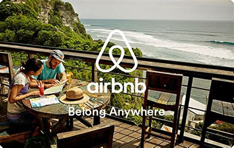Airbnb Gift Card Balance - amazon com airbnb ocean gift cards e mail delivery gift cards