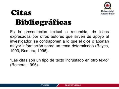 normas apa para referencias bibliogr 225 ficas normas y citas bibliogrficas normas apa