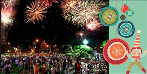 viera tree lighting festival frankston s festival of lights 2016 melbourne