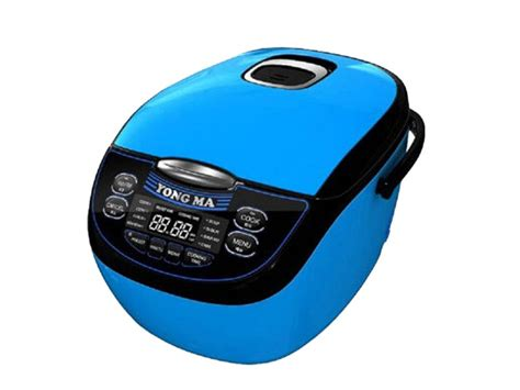 Yong Ma Ymc110 Digital Rice Cooker electronic city yong ma rice cooker digital blue ymc116b