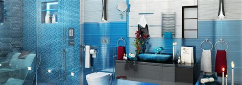 blue ocean bathrooms ocean blue master bathroom denovo design toronto