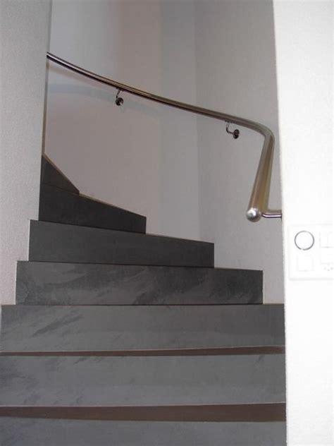 wand kerzenständer handlauf treppe holz holz edelstahl handlauf wandhandlauf