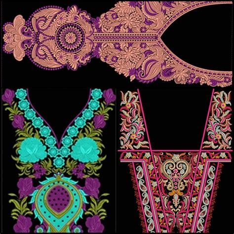 embroidery design wilcom embroidery neck design download free wilcom embroidery
