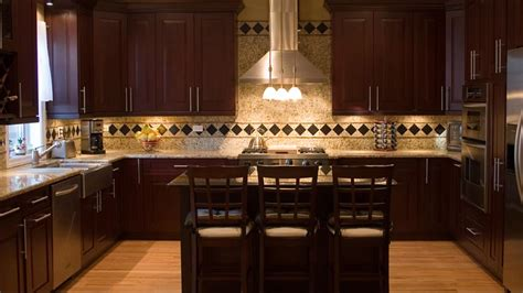 cherrywood kitchen cabinets image gallery wood cabinets