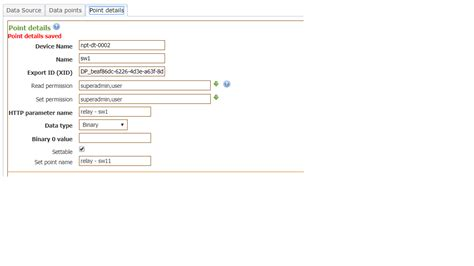 Receiver Mango how to data bi direction between http sender and http receiver mango automation