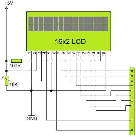 resistor value for lcd backlight arduino lcd enhancement
