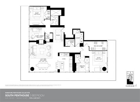 radio city floor plan penthouse for sale at radio city condos
