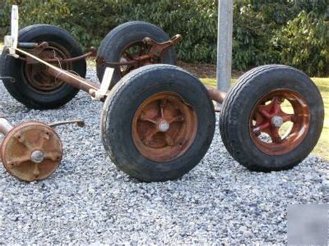 trailer axle question doityourself community forums