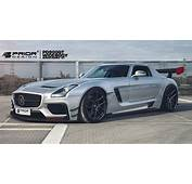 Make Your Mercedes Benz SLS AMG Look Like A GT3 Racer