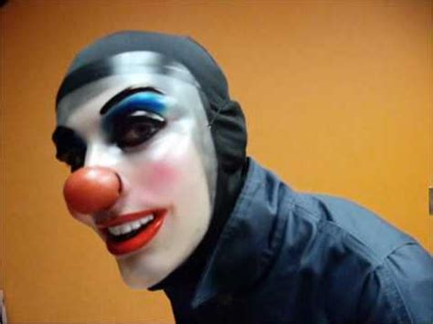 How To Make A Clown Mask Out Of Paper - custom clown mask