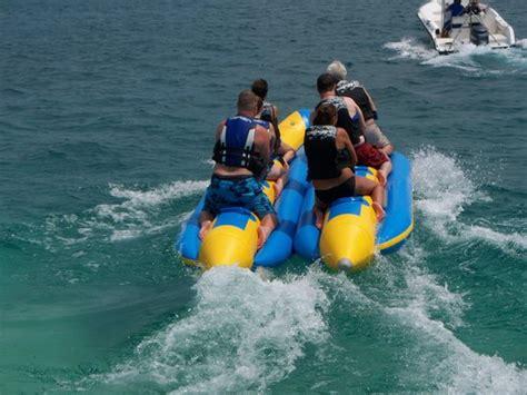banana boat ride pictures banana boat ride picture of de palm island aruba