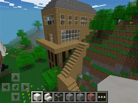 minecraft pe house designs minecraft houses pocket edition general pinterest pocket edition house and