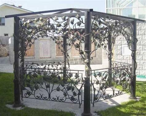 gazebo in metallo da giardino gazebo in metallo gazebo