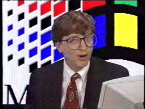 Windows Vista Launch Bill Gates Speech The One Where Gets It On With Bill by Windows 95 Launch Doovi