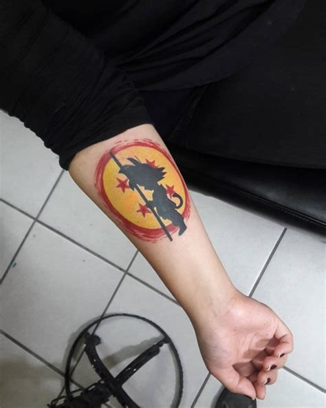 dragon ball tattoo designs 21 designs ideas design trends
