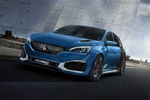 Peugeot Hybrid 2015 Peugeot 308 R Hybrid Images Specifications And