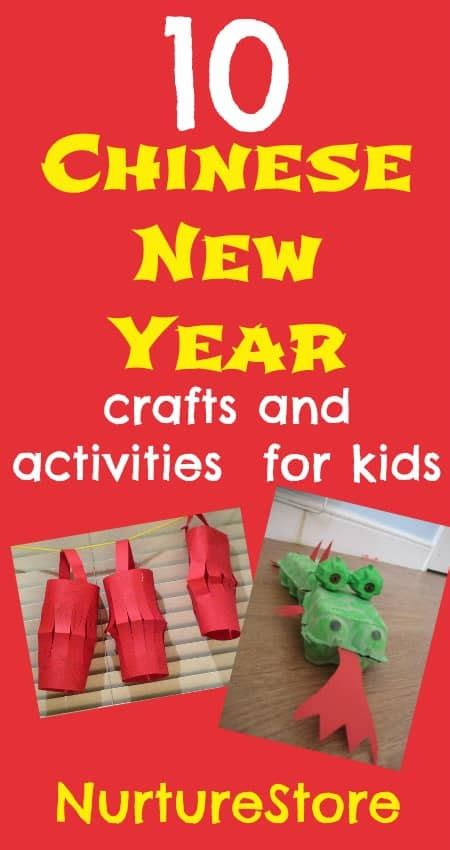 new year project 10 new year crafts and activities for