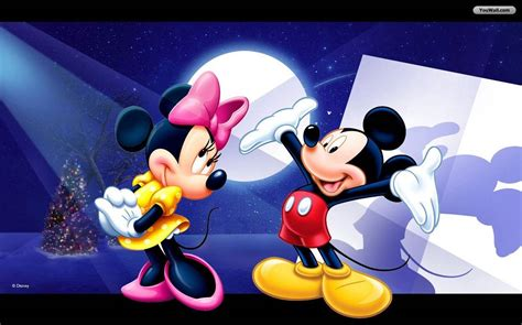 wallpaper mini disney mickey and minnie mouse wallpapers wallpaper cave