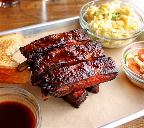 dark and stormy st louis ribs b side bbq west oakland the accidental wino