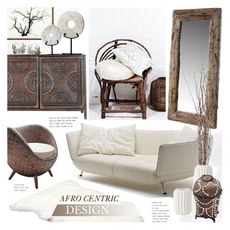 afrocentric home decor quot afro centric design quot by revan liked on polyvore featuring