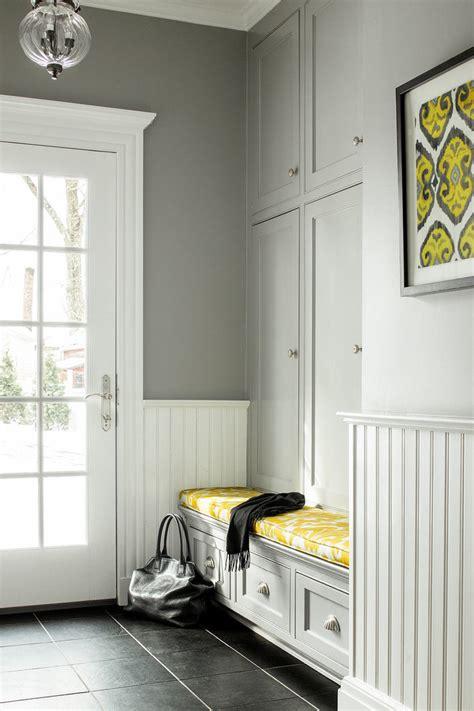 Sitzbank Flur Garderobe by Sitzbank F 252 R Den Flur 19 Ideen Im Skandinavischen Stil