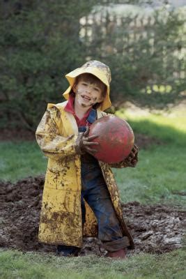how to cover up mud in backyard how to get mud out of your backyard home guides sf gate