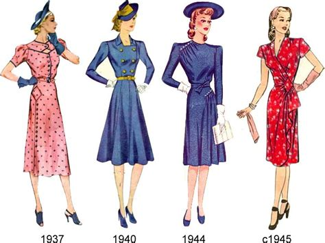 swing era fashion style vintage 1944 style clothing for tuppence ha