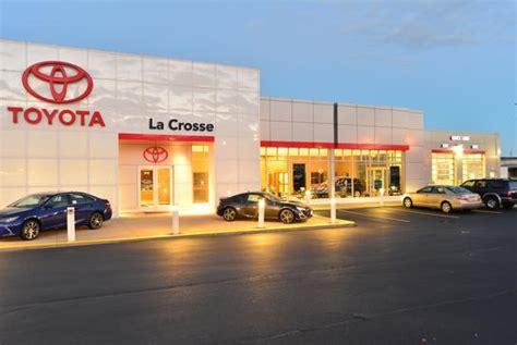 Toyota Dealers In Wisconsin Toyota Of La Crosse Lacrosse Wi 54601 Car Dealership