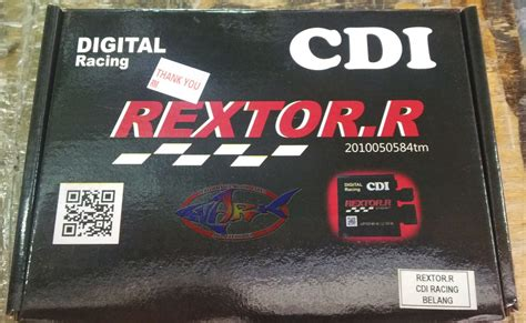 Cdi Satria 2 Tak Kualitas Genuine syark performance motor parts accessories shop est since 2010 new rextor r racing