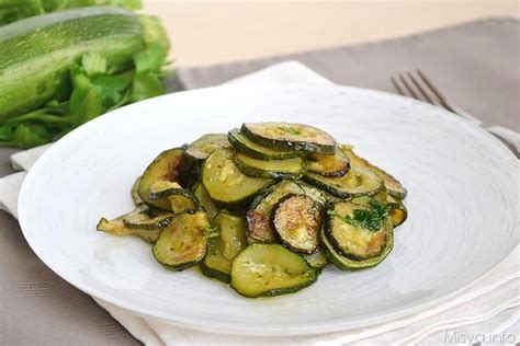 come cucinare le zucchine trifolate 187 zucchine trifolate ricetta zucchine trifolate di misya