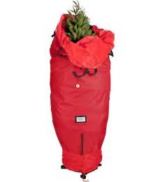 upright artificial christmas tree storage bag