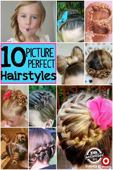 easy hairstyles for school picture day 10 picture day hairstyles for girls