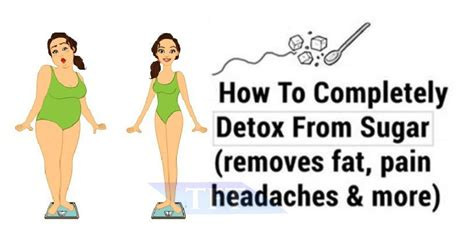How Many Days To Detox From Sugar by Lose Weight And Feel Better Sugar Detox In 3 Days